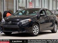 2014 Toyota Corolla LE - CVT