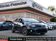 2014 Toyota Corolla *****S  UPGRADE PKG