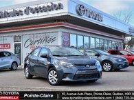 2015 Toyota Corolla LE PKG DEMARREUR A DISTANCE!!!
