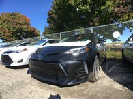 New 2017 Toyota Corolla Se For Sale In Lachine Spinelli