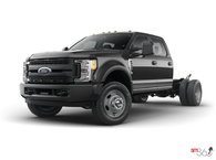 2018 Ford Chassis Cab F-550 XL
