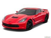 2019 Chevrolet Corvette Coupe Stingray Z51 2LT