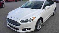 Ford Fusion SE AWD  2014