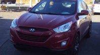 Hyundai Tucson FWD GLS  2010