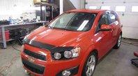 Chevrolet Sonic 5 LT Nouvelle arrivage! 2012