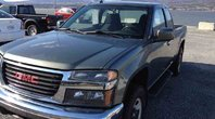 GMC Canyon 4WD Extended Cab   2010
