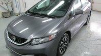 Honda Civic Sedan EX/RABAIS $2500. FINANCEMENT 0.99% ACHAT 84 MOIS WOW FINANCEMENT OU LOCATION .99% 2015