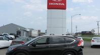 Honda CR-V EX-L (Cuir-Toit ouvrant-siège électrique etc) CONFORT ASSURÉ. PNEUS NEUFS ! 2012