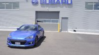 2013 Subaru BRZ Sport-tech Fun to drive