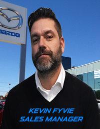 Kevin Fyvie