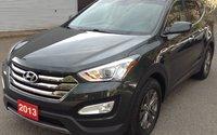 2013 Hyundai Santa Fe SPORT HEATED SEATS BLUETOOTH CONNECTION