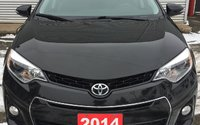 2014 Toyota Corolla SPORT TECHNOLOGY PACKAGE NAVIGATION