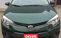 2015 Toyota Corolla LE FWD