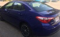 2015 Toyota Corolla SPORT