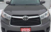 2015 Toyota Highlander LE AWD 3rd ROW SEAT REMOTE START