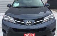2013 Toyota RAV4 LE REAR VIEW CAMERA BLUETOOTH