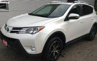 2015 Toyota RAV4 Limited LOADED NAVIGATION
