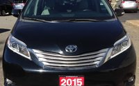 2015 Toyota Sienna XLE 7 PASSENGER