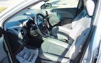 2012 Chevrolet Sonic LTZ, Leather, USB Port, Bluetooth, A/C
