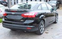 2014 Ford Focus SE Plus Black Pkg, Leather, Sunroof, Spoiler