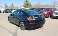 2013 Honda Civic Touring Sedan, Leather, Bluetooth, USB Port