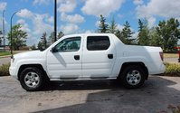 2006 Honda Ridgeline RT AWD, Cloth, Side Steps, Towing, Tonneau