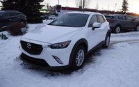 2016 Mazda CX-3 GS AWD, Heated Leather, Sunroof, Bluetooth