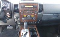 2012 Nissan Titan SL, Leather, Sunroof, Sprayliner, Low KM, Nice