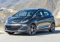 La Chevrolet Bolt 2017 aura un prix de départ de 42 795 $