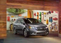 Honda Odyssey 2015 : toujours top