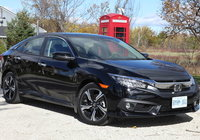 Les critiques de la Honda Civic 2016 sont sorties