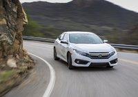 La Honda Civic : Une vraie voiture canadienne