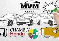 Obtenez la meilleure valeur marchande chez Chambly Honda!