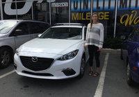 Loving my Mazda 3!!