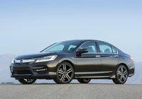 Honda Accord 2016 : nouveau design encore plus impressionnant