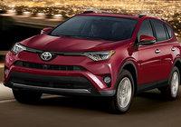 Toyota RAV4 2016: petite refonte, grand succès
