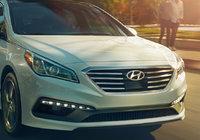 Hyundai Sonata 2015 : la voiture familiale par excellence au Canada