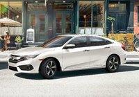 La Honda Civic finaliste pour le titre de Voiture Canadienne de l'Année