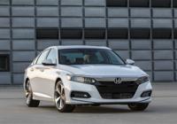 Honda Accord 2018: améliorée à tous les points de vue