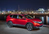 Le Honda CR-V 2018 a tout pour plaire