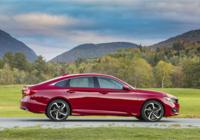 La Honda Accord 2018 est la voiture canadienne de l'année