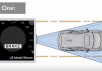 Collision Mitigation Braking System™ (CMBS®)