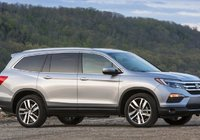 2018 Honda Pilot: all the equipment you could want at a price you can live with