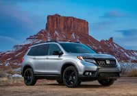 A look at the 2019 Honda Passport Standard Features and versions