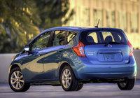 La Versa Note 2014 de Nissan : une sortie prévue pour l'été 2013