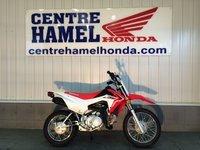 Honda CRF110F 2014