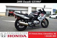 2008 Suzuki GS 500F