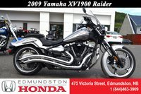 2009 Yamaha XV1900 Raider
