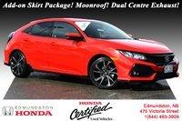 2018 Honda Civic Hatchback Sport - Very Low Km's!