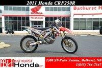 Honda CRF250R  2011